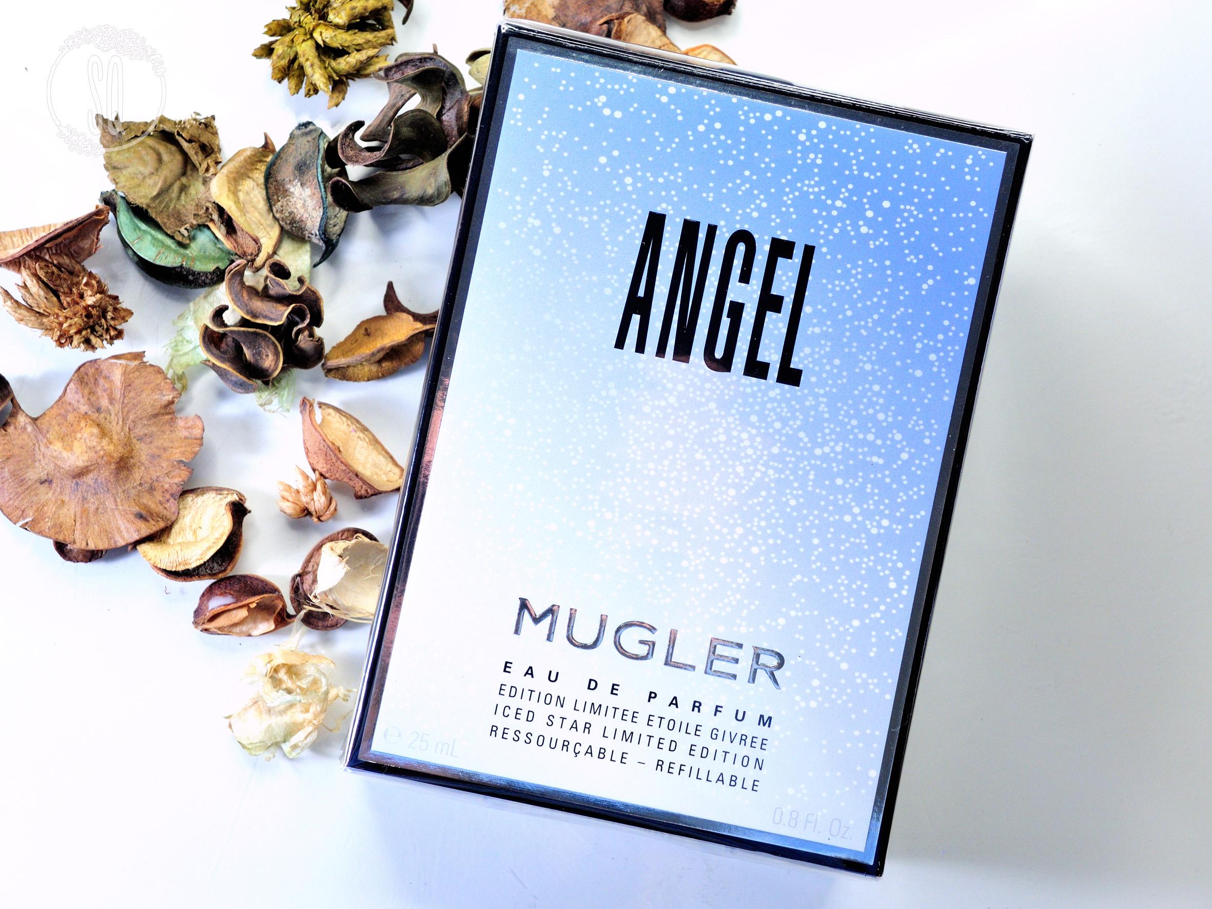 Edición limitada Iced Star de Angel de Mugler