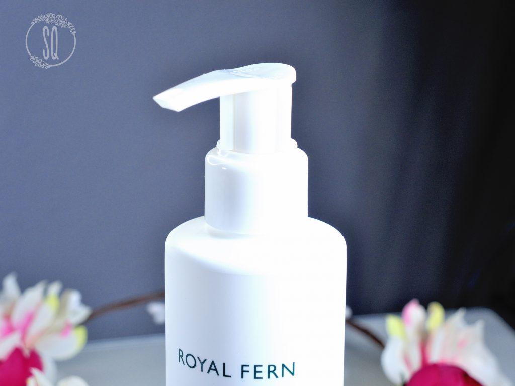 Bálsamo limpiador de Royal Fern del Dr. Timm Golueke