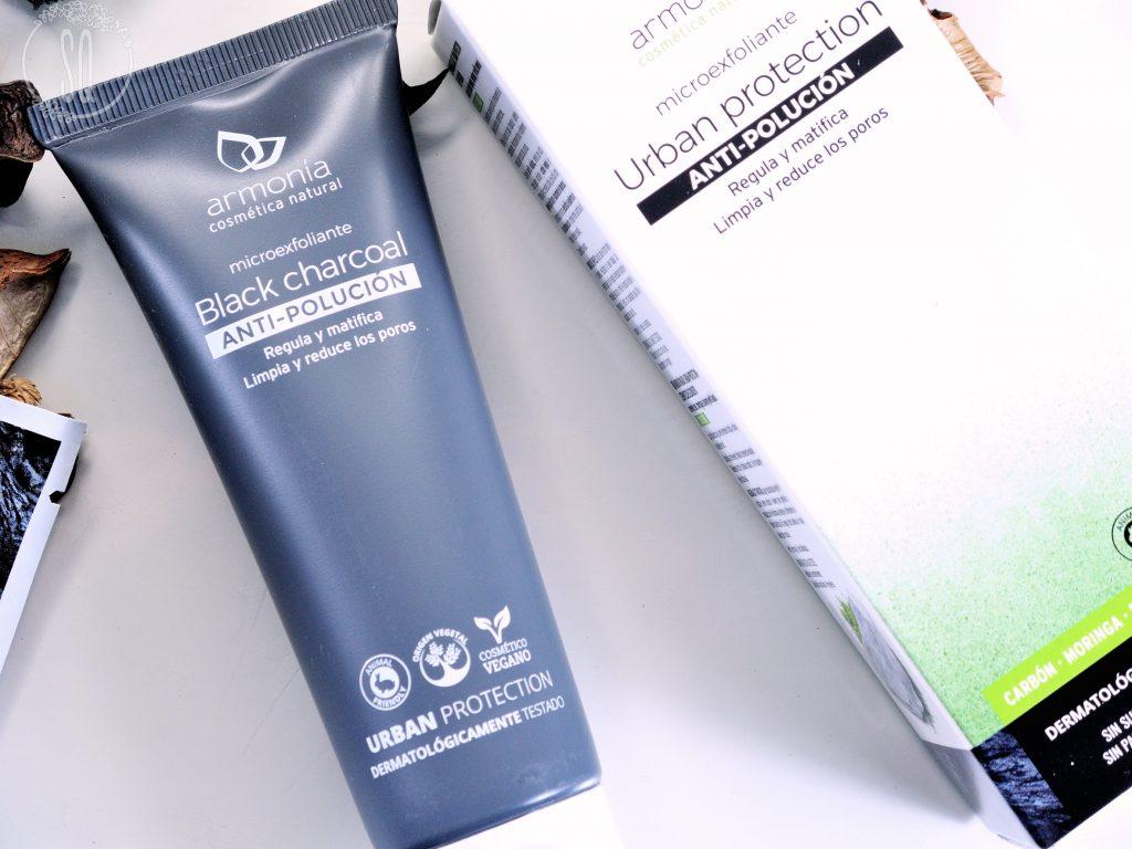 Tratamiento facial anti-polución de Armonia cosmética natural