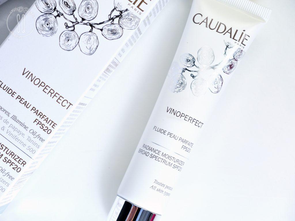 VinoPerfect, línea antioxidante con efecto radiante de Caudalie