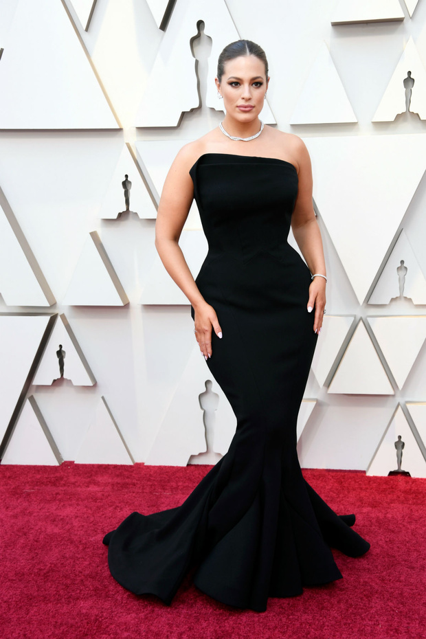 Ashley Graham en los oscars 2019