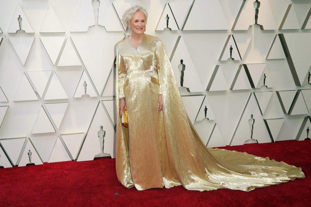 Glenn Close en los Oscars 2019