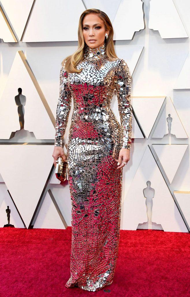 Jennifer Lopez en los oscars 2019