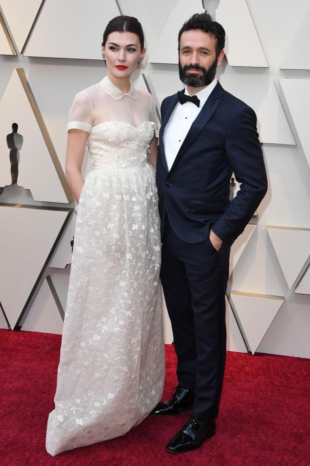 Marta Nieto en los Oscars 2019