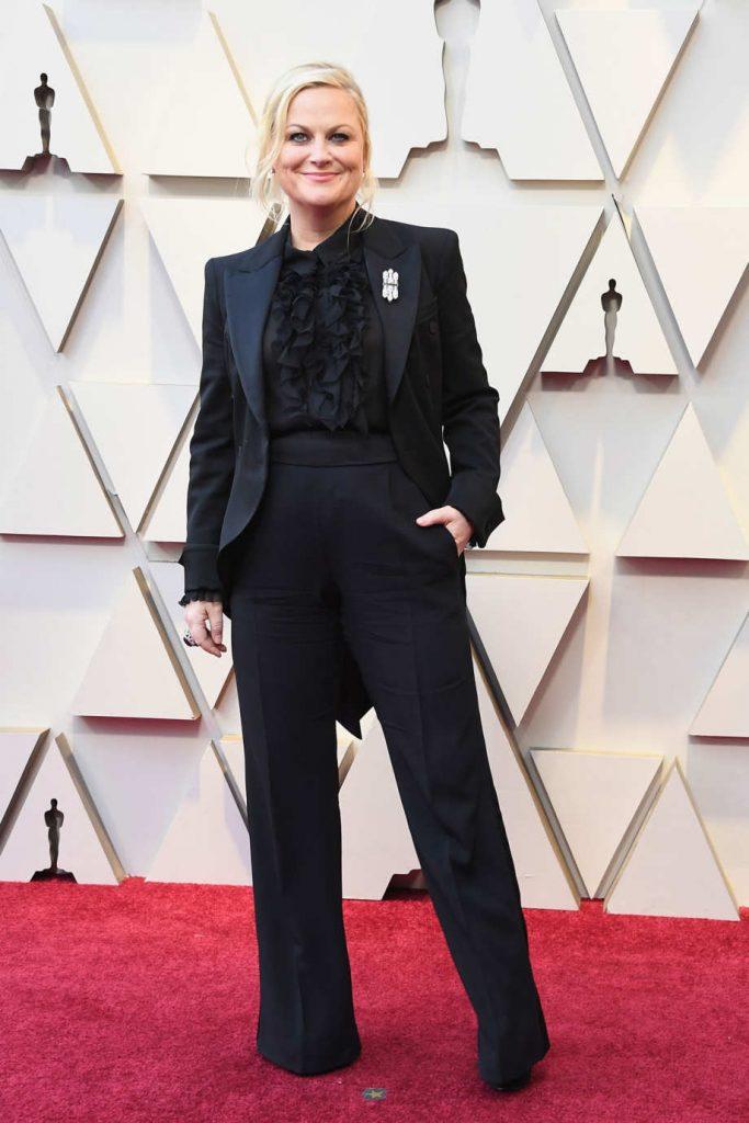 Any Poehler en los Oscars 2019