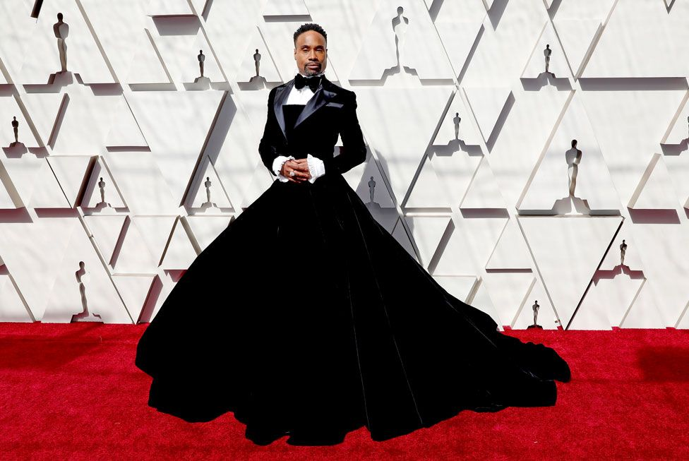 Billy Porter en los oscars 2019