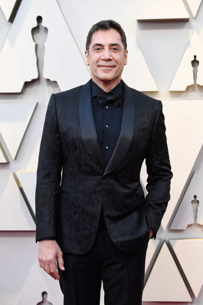 Javier Bardem en los Oscars 2019