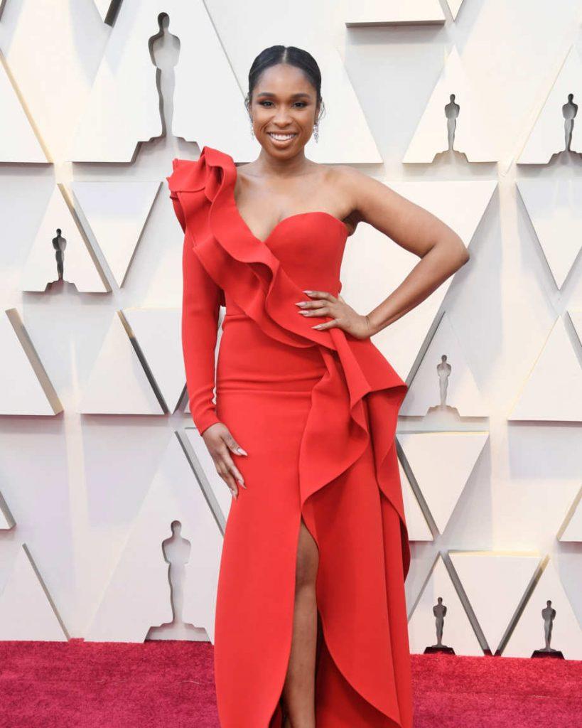 Jennifer Hudson en los Oscars 2019