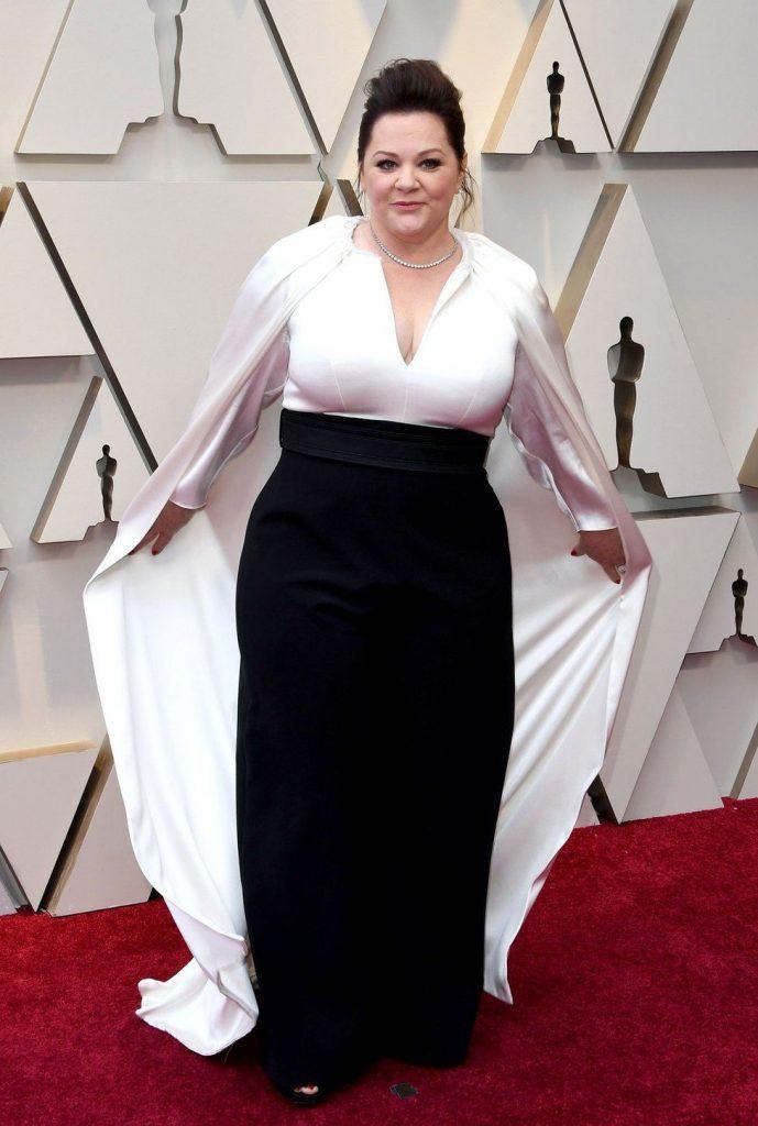 Melissa McCarthy en los Oscars 2019