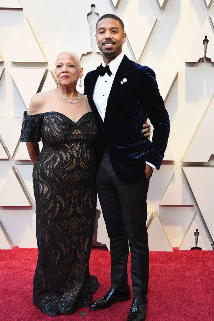 Michael B. Jordan en los Oscars 2019