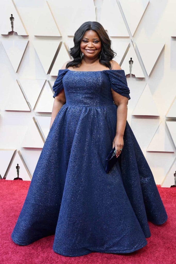 Octavia Spencer en los Oscars 2019
