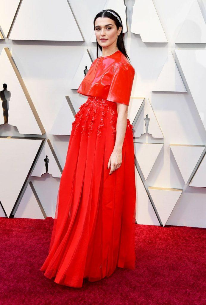 Rachel Weisz en los Oscars 2019