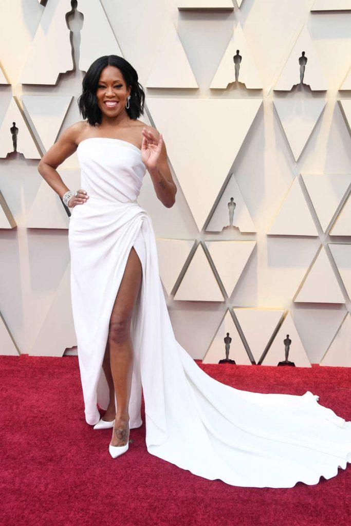 Regina King en los Oscars 2019