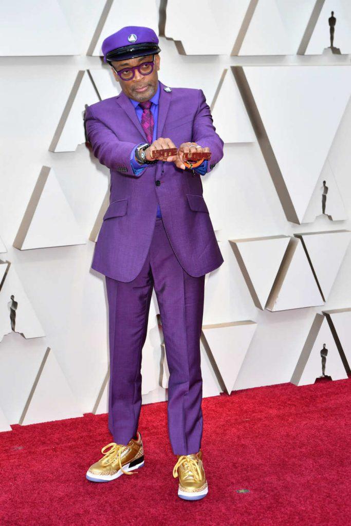 Spike Lee en los Oscars 2019