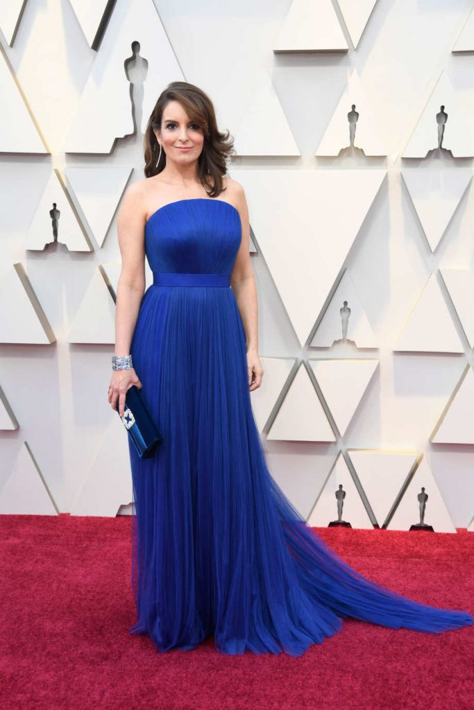 Tina Fey en los Oscars 2019
