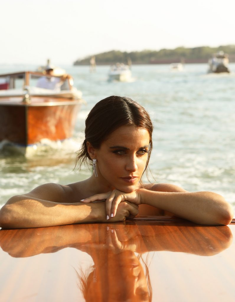 Macarena García en Mostra de Venecia