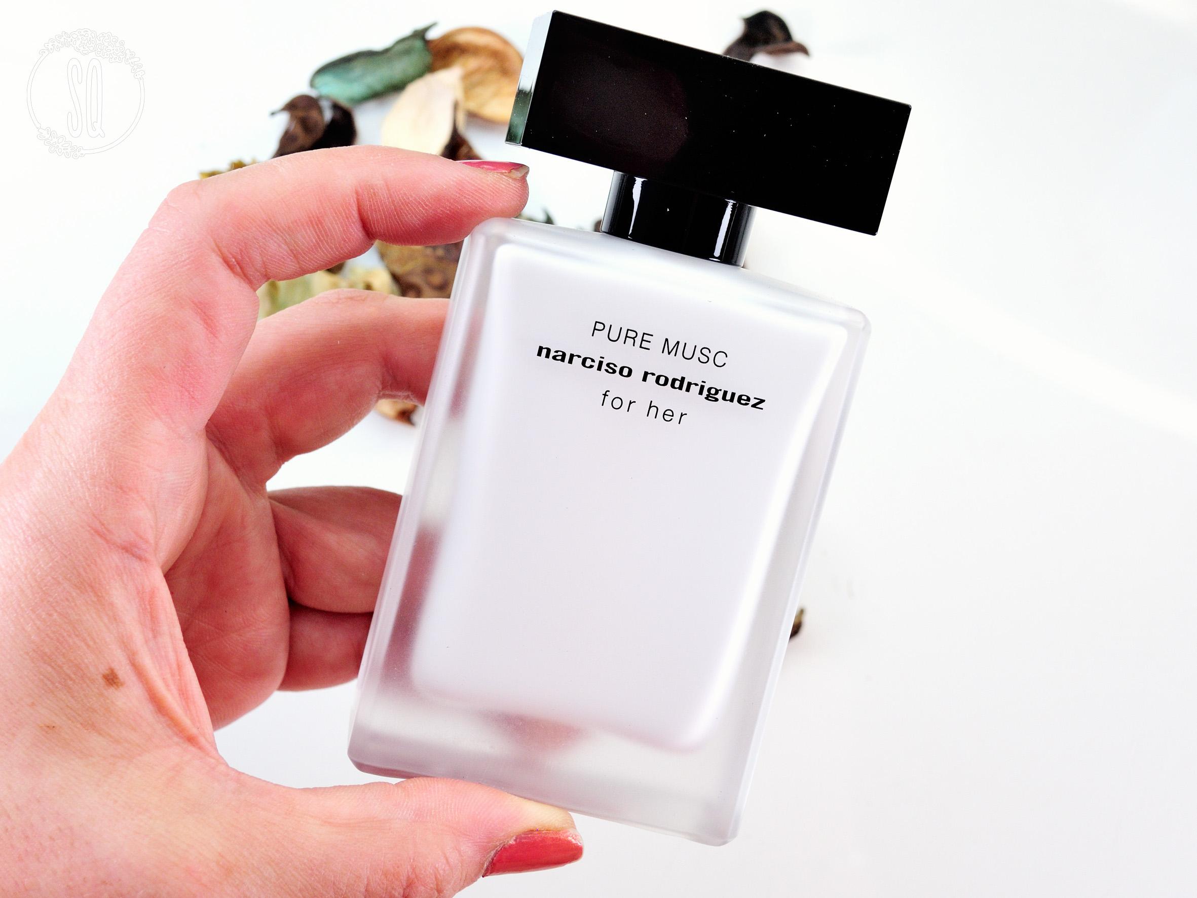 Pure Musc de Narciso Rodriguez, el perfume que cambia los perfumes