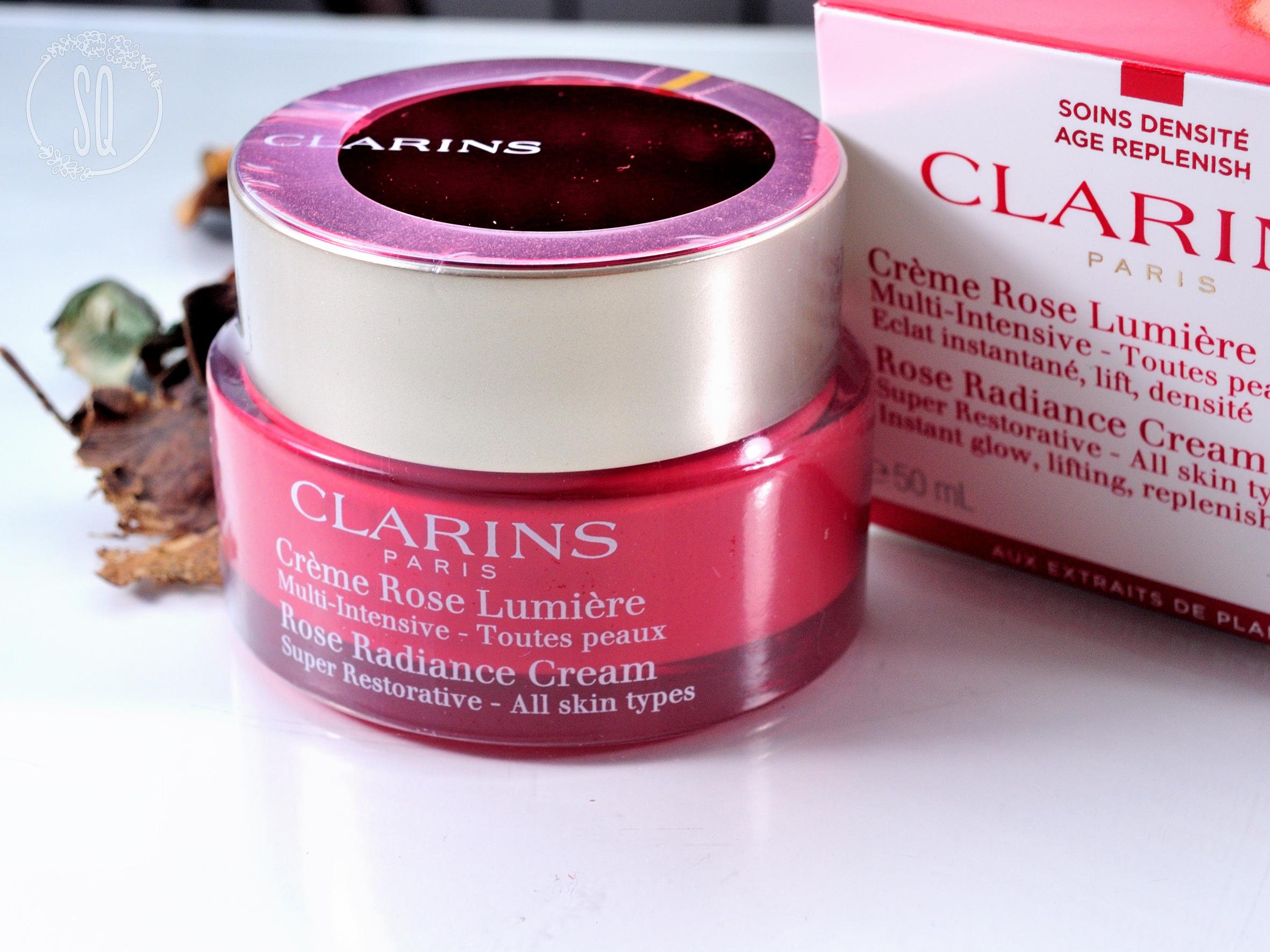 Creme Rose Lumiere Clarins