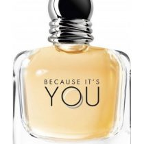 Because i'ts you Giorgio Armani