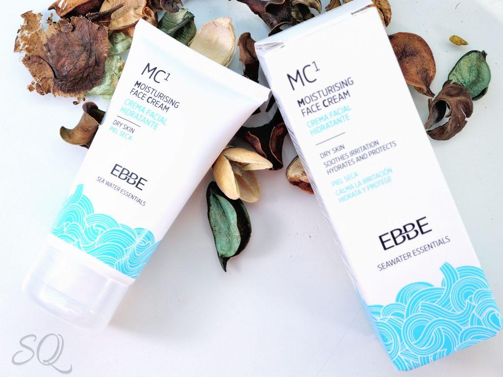 Crema hidratante facial EBBE