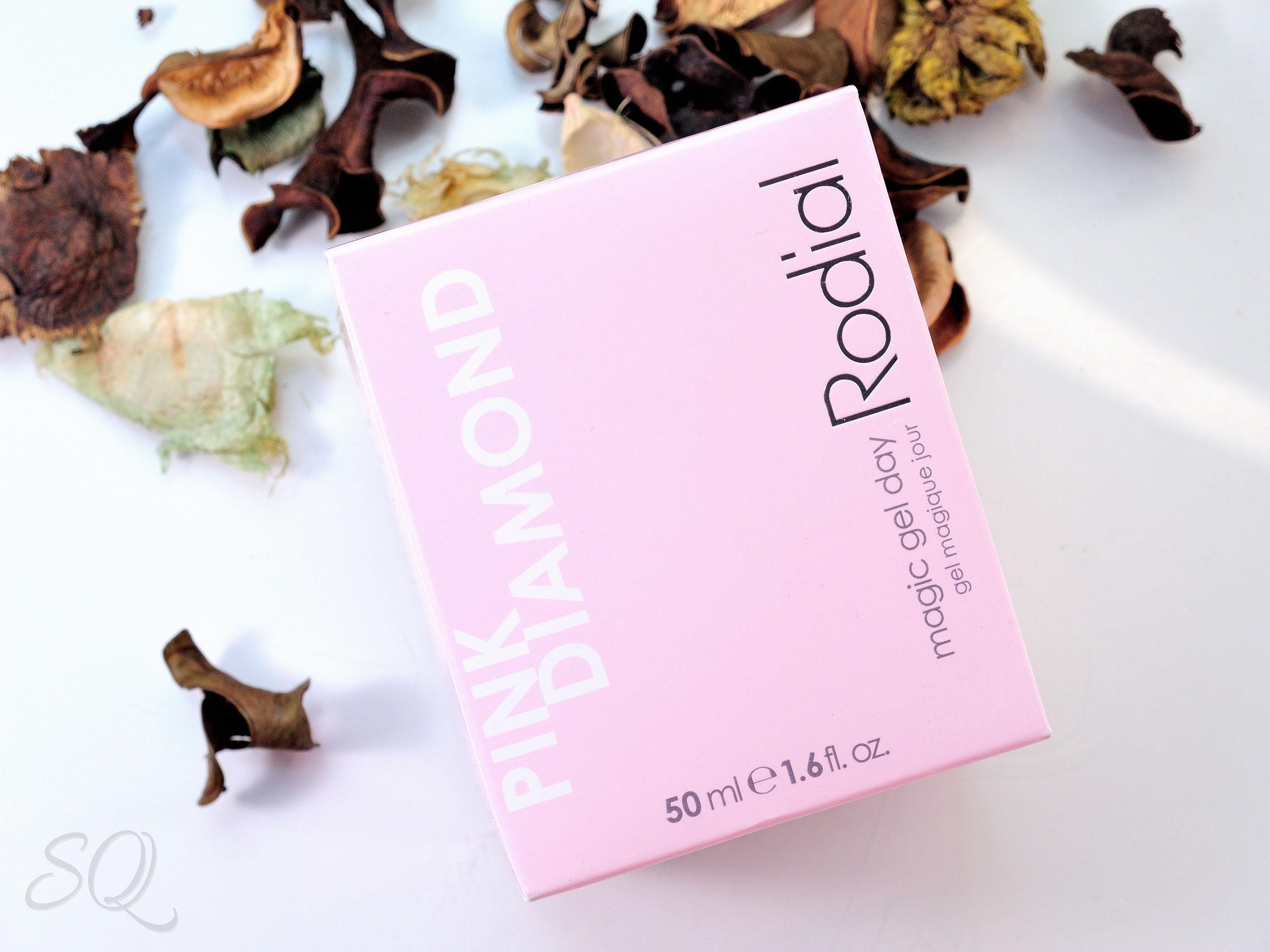 Pink Diamond Magic Gel Night de Rodial