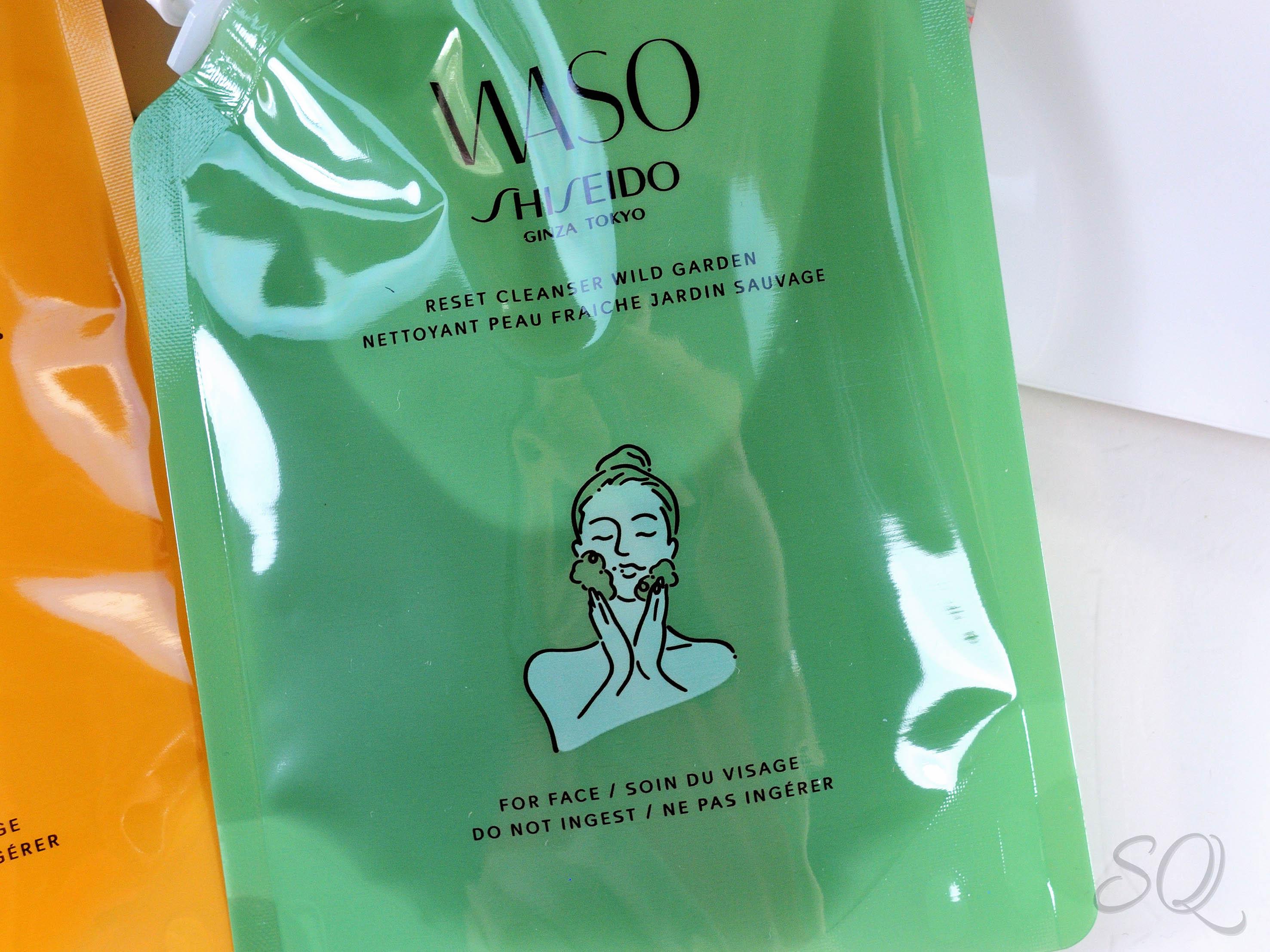 Wild Garden de Shiseido
