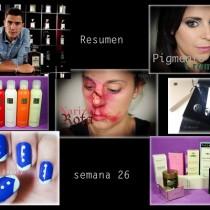 Resumen semana 26 Silvia Quiros SQ Beauty