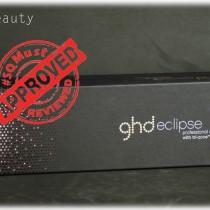 Plancha Eclipse ghd straighteners hair Silvia Quiros SQ Beauty