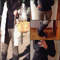 Fashion Friday Mis outfits de ropa Silvia Quiros