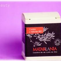 Matarrania, crema BIO para codos y talones Silvia Quiros SQ Beauty