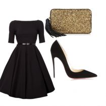 Fashion Friday: Christmas inspiration outfits Silvia Quiros