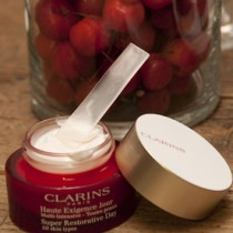 fifthy and fabulous Clarins Silvia Quiros SQ Beauty