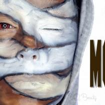Tutorial Maquillaje Halloween Momia para niños