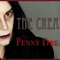 Maquillaje The Creature de Penny Dreadful FX
