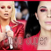Tutorial Maquillaje Lady Gaga en la Super Bowl 2016