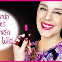 Probando nuevos labiales Silk de Wet n Wild