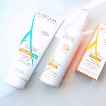 Nuevos protectores solares de A-Derma Protect