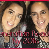 Generation Beauty y NY 2016