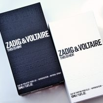 Nuevos perfumes de Zadig & Voltaire para el y para ella