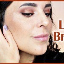 Tutorial maquillaje bronce