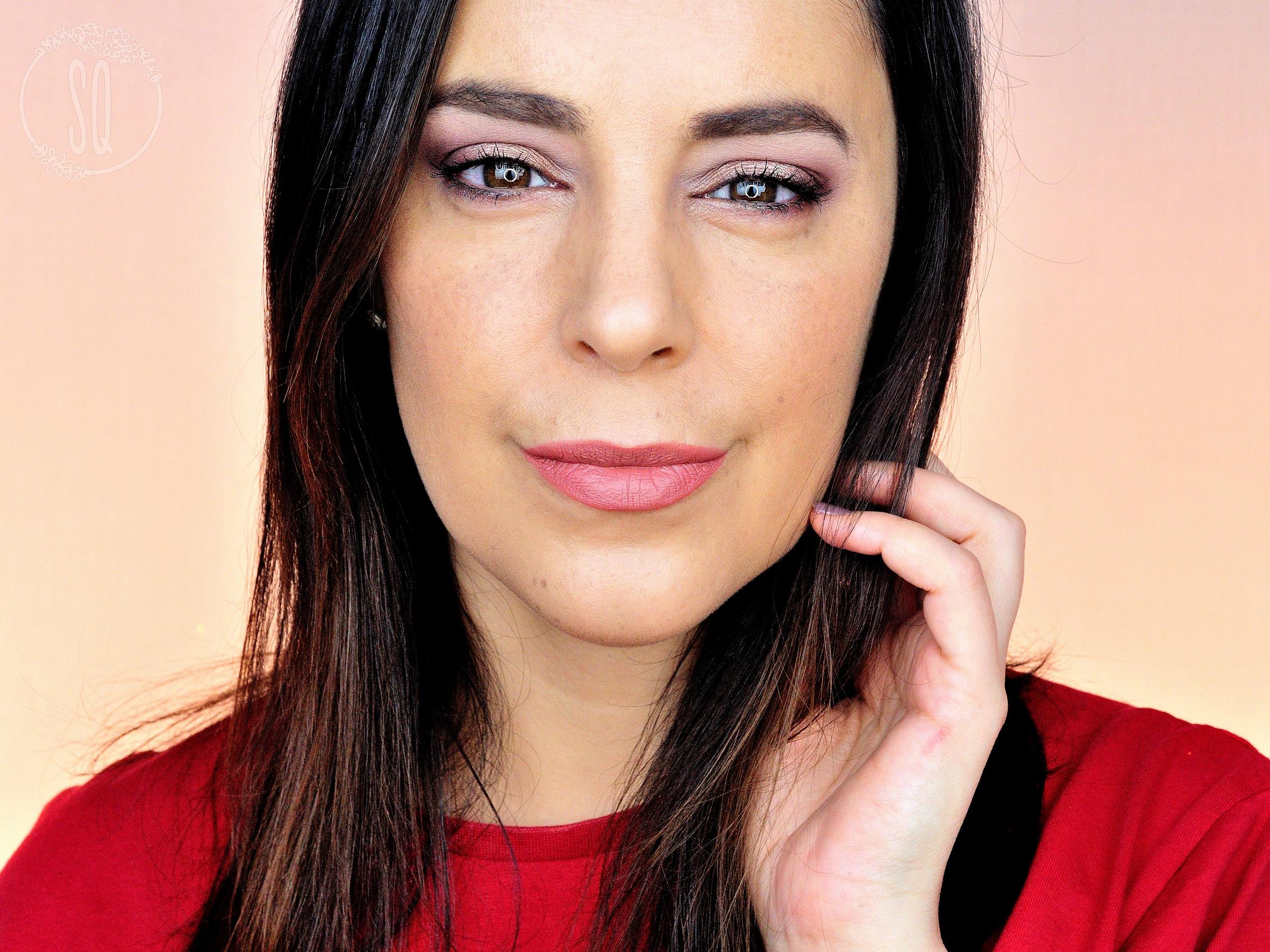 Tutorial maquillaje Natural Glam