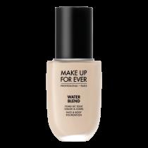 Poniendo a prueba la nueva Water Blend de Make Up For Ever