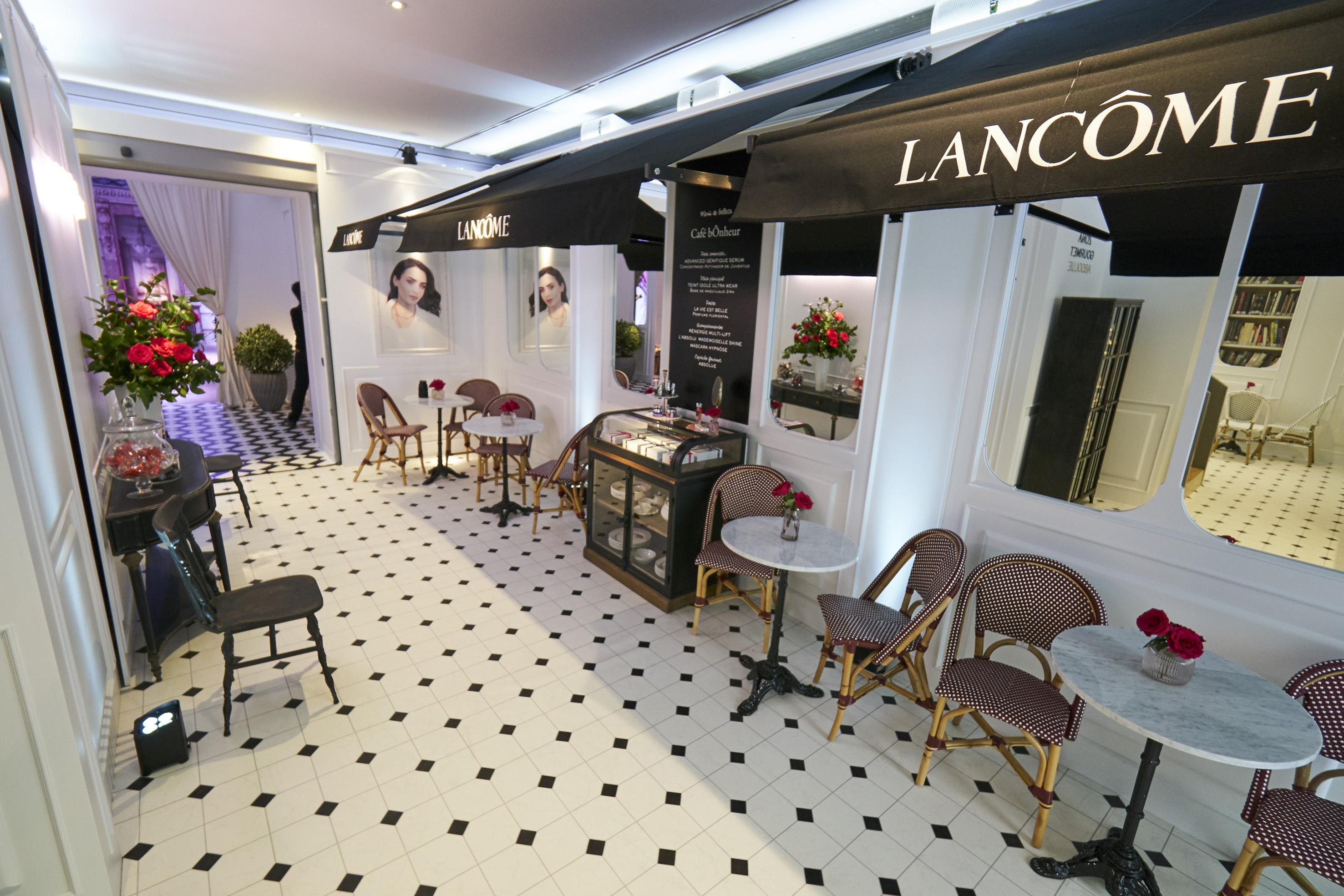 El propósito de la Maison de Lancôme del 2019 es hacer más felices a las mujeres