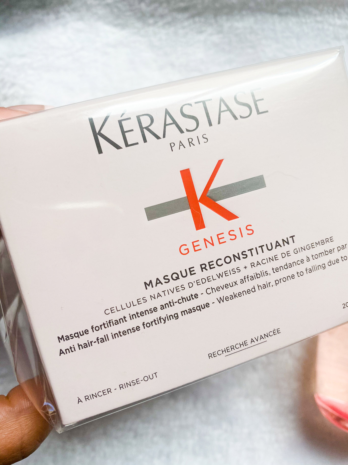 Mascarilla Genesis de Kérastase